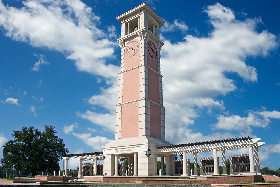 University of South Alabama  main image