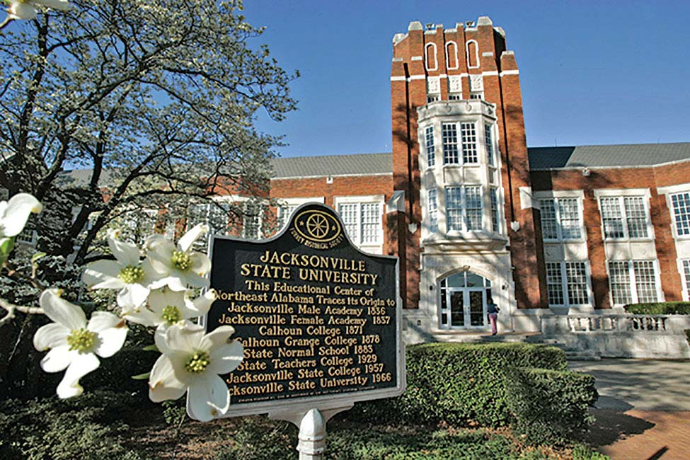 Image of Jacksonville State University English Language Institute
