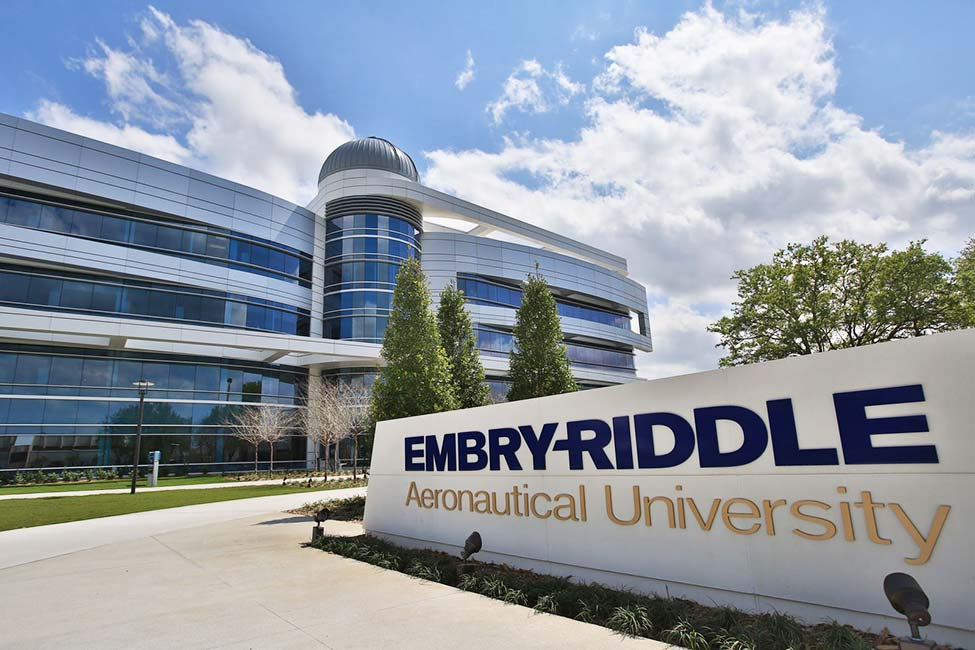 Embry-Riddle Aeronautical University  main image