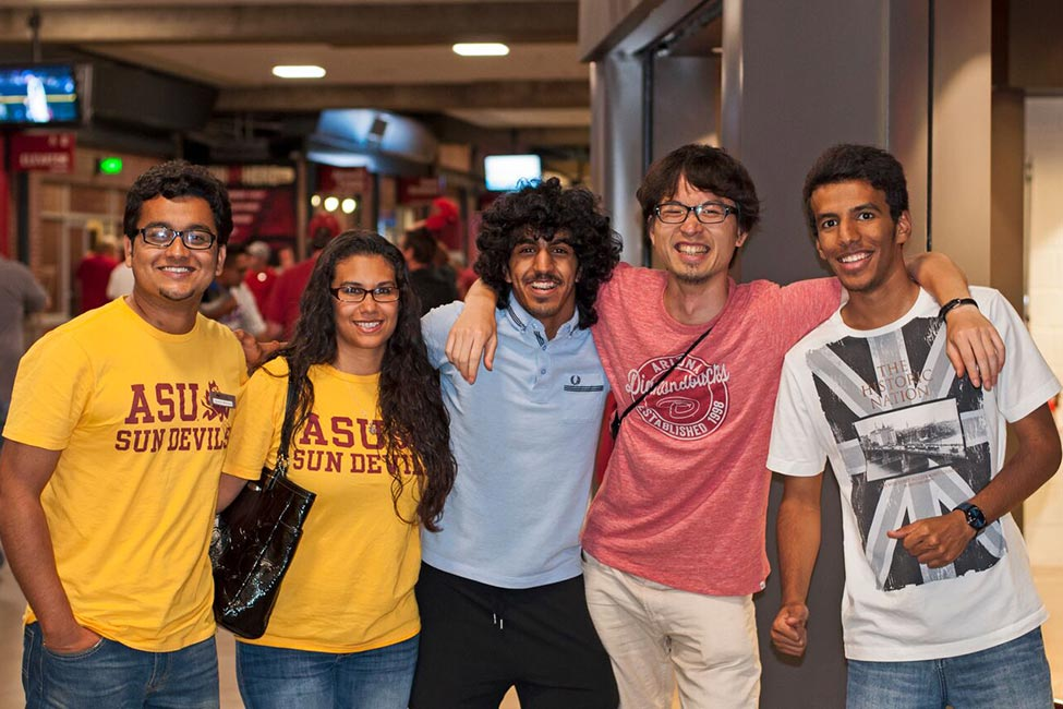 Image of Arizona State University-ASU-USA Pathways Program
