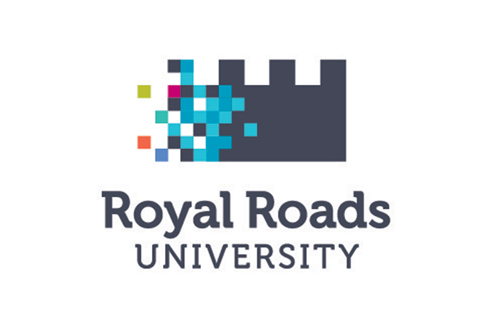 Royal Roads University sponsored listing logo