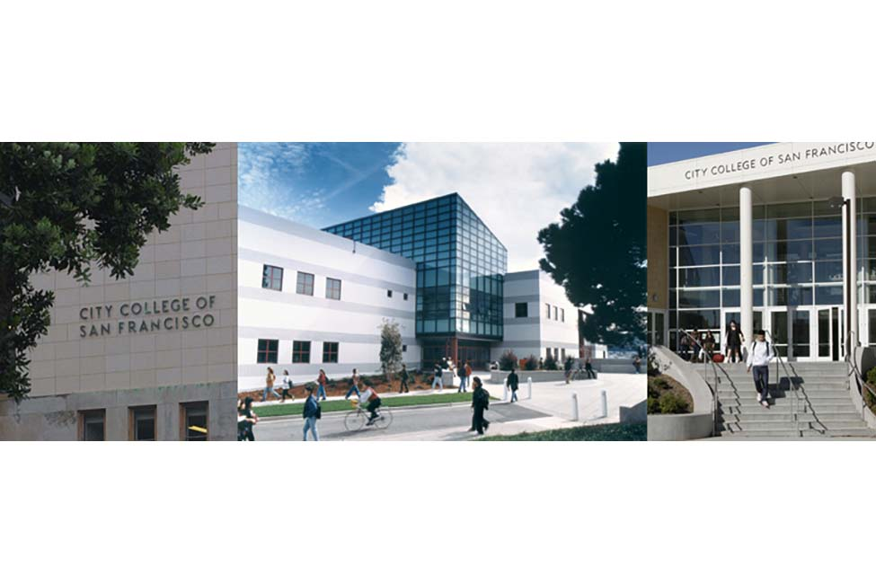 Image of City College of San Francisco Institute for International Students
