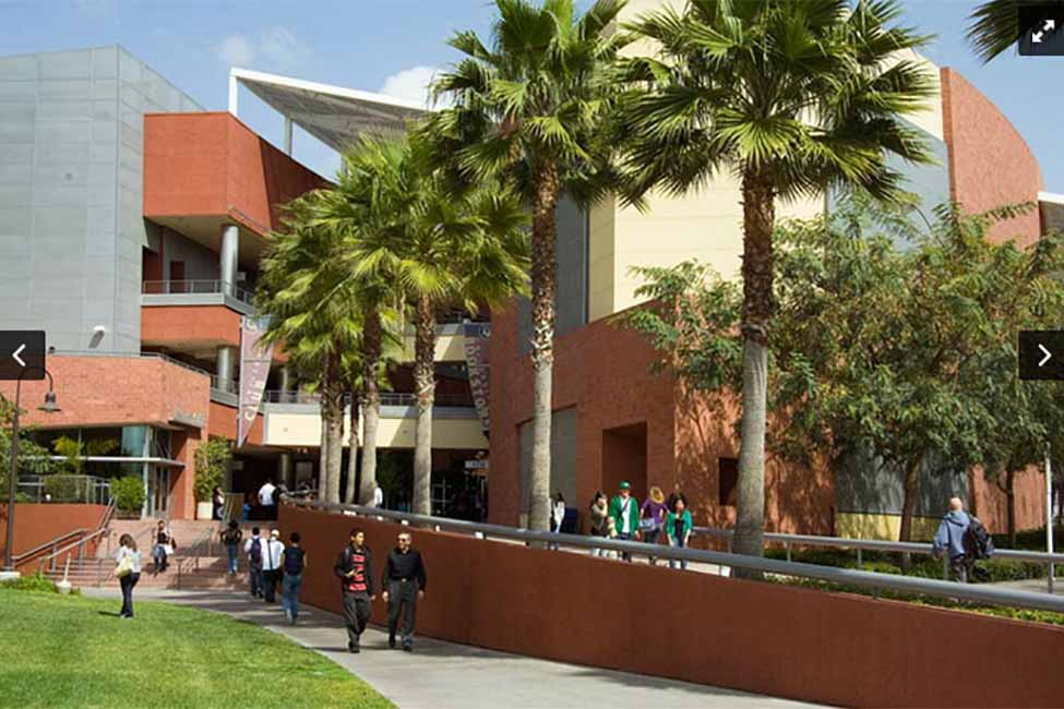 California State University, Los Angeles<br> The English Language Program sponsored listing logo