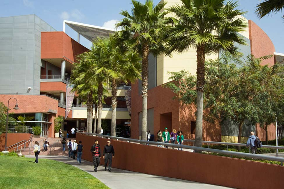 Image of California State University, Los Angeles The English Language Program