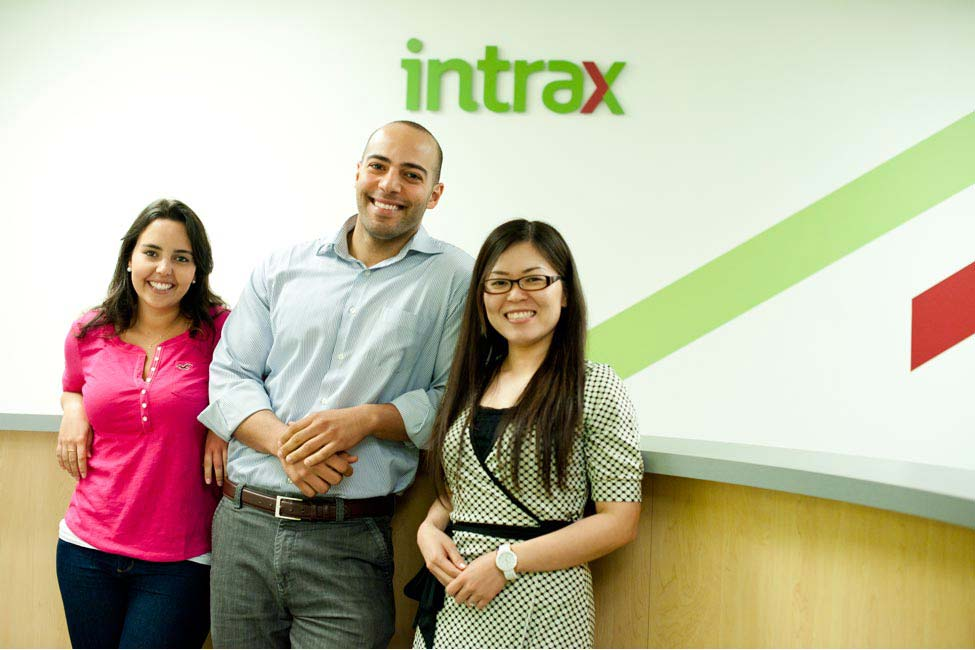 Image of Intrax English Language and Professional Skills