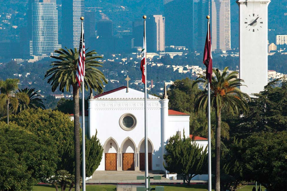 Loyola Marymount University  main image