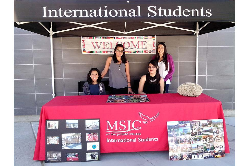 Image of Mount San Jacinto College