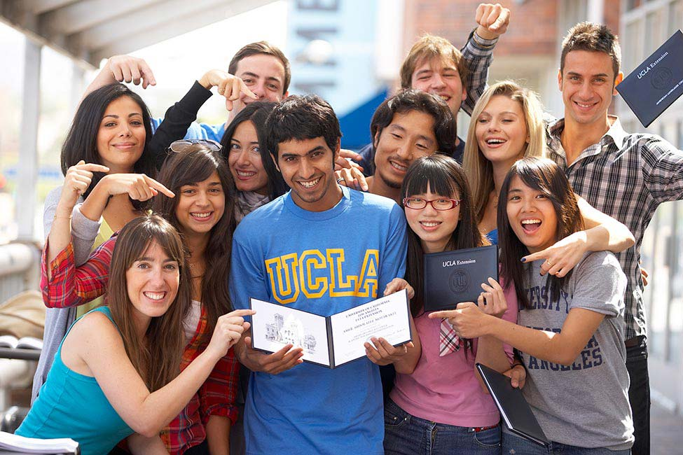UCLA Extension American Language Center Intensive English Programs