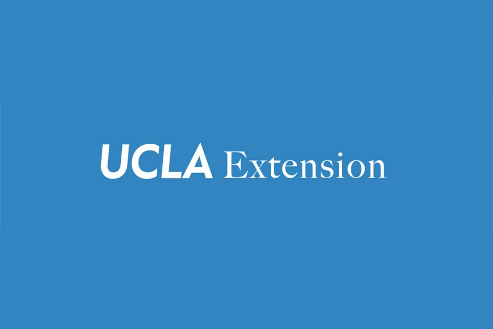 Universidad de California, Los Angeles (UCLA) Extension American Language Center (ALC) sponsored listing logo