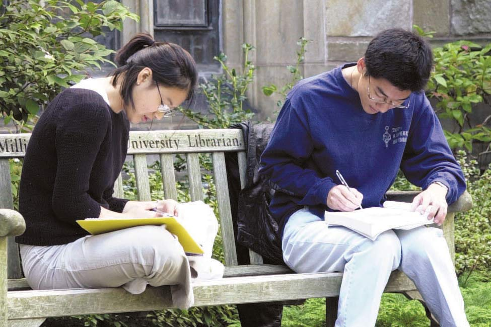 Yale University Summer Intensive English Summer University Preparation for High School Students