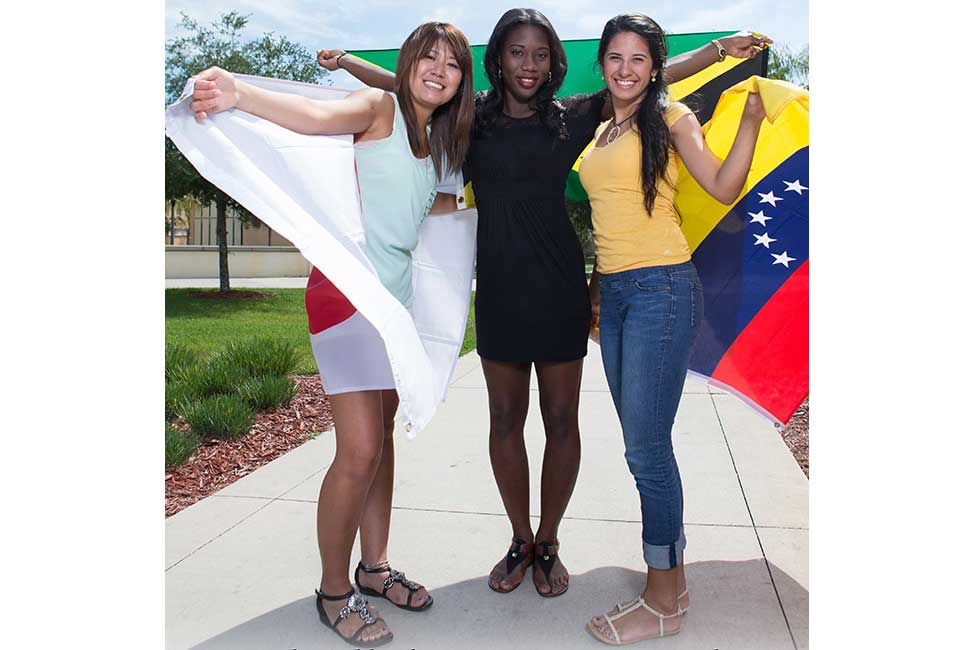 Saint Leo - International Students