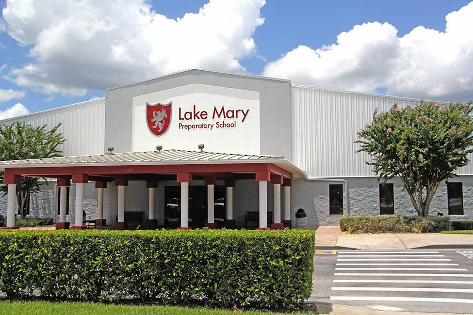 Image of Lake Mary Preparatory School