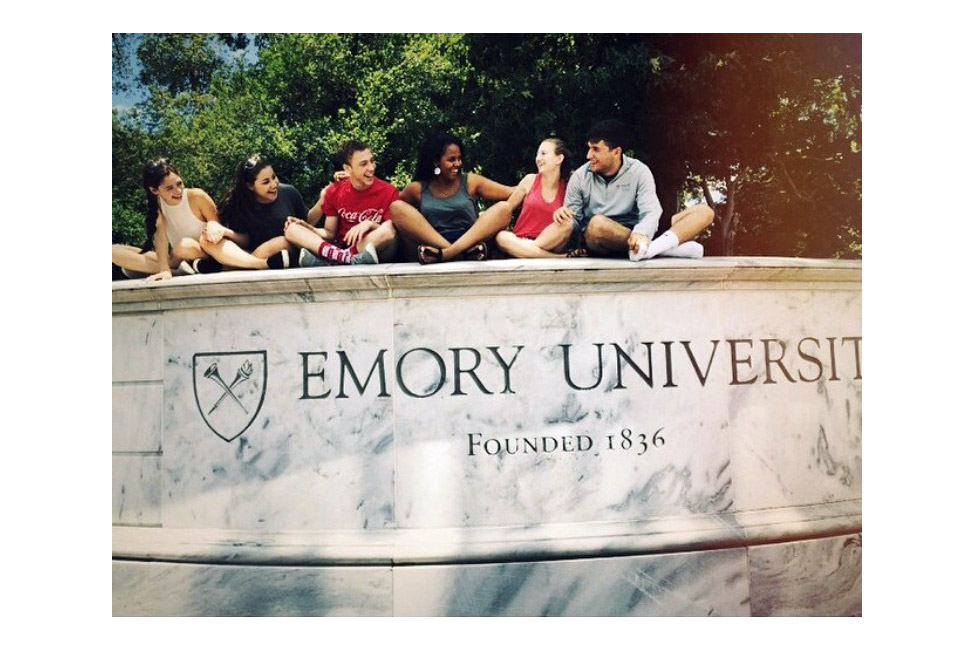 Emory University  main image