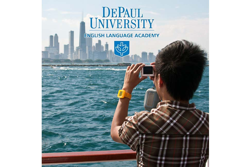Image of DePaul University English Language Academy
