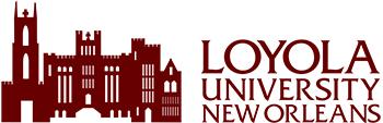 Loyola University New Orleans  logo