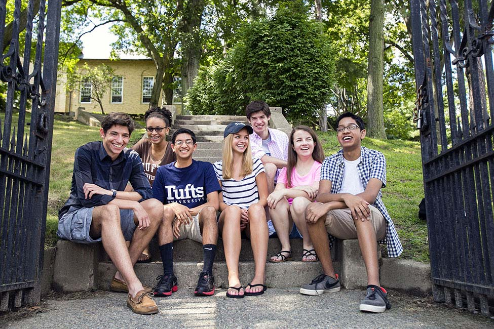 Image of Tufts University - Summer English Programs