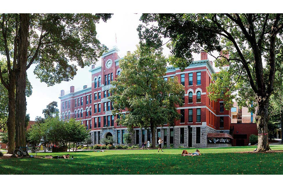 Clark University  College of Professional and Continuing Education  main image