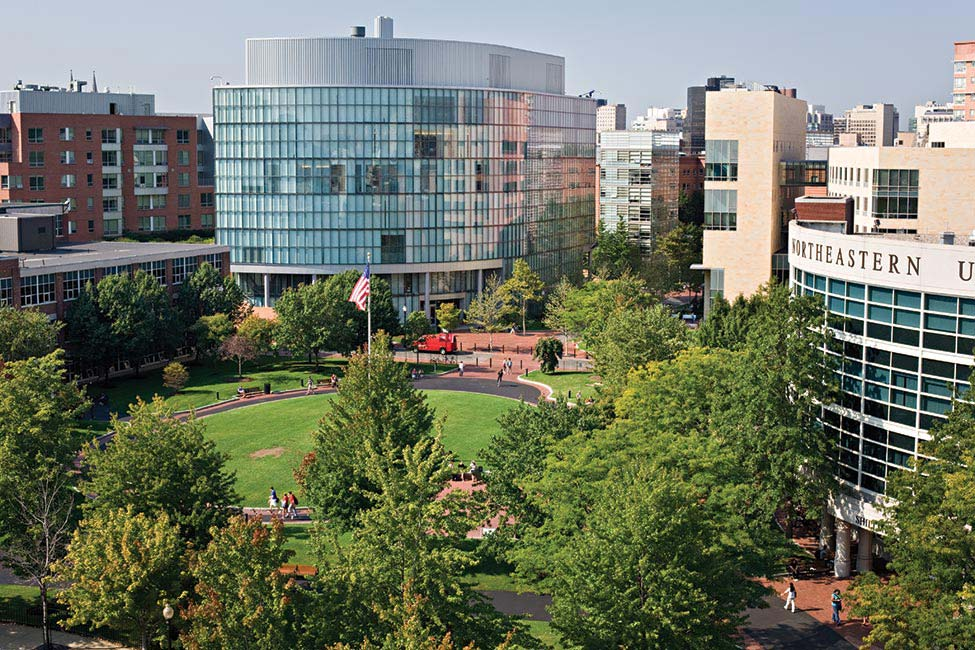 Image of Northeastern University