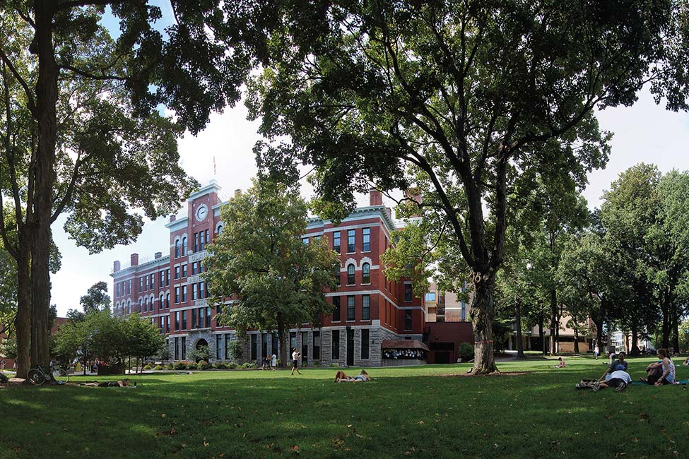 Image of Clark University Graduate School of Management Graduate School of Management