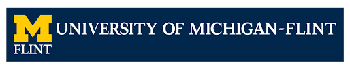 University of Michigan - Flint logo