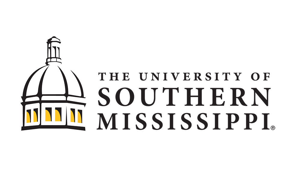 University of Southern Mississippi(南密西西比大学) sponsored listing logo