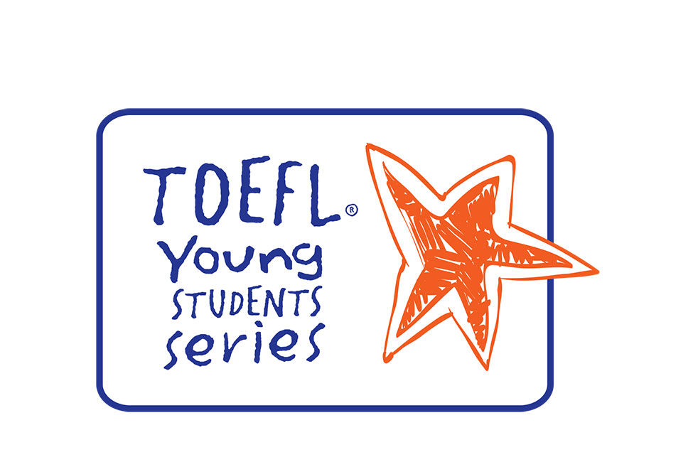 Serie <em>TOEFL®</em> Young Students (para estudiantes jóvenes) sponsored listing logo