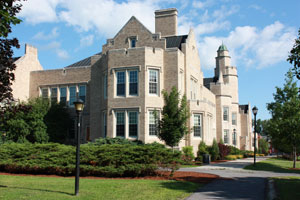 Hawkins Hall Building