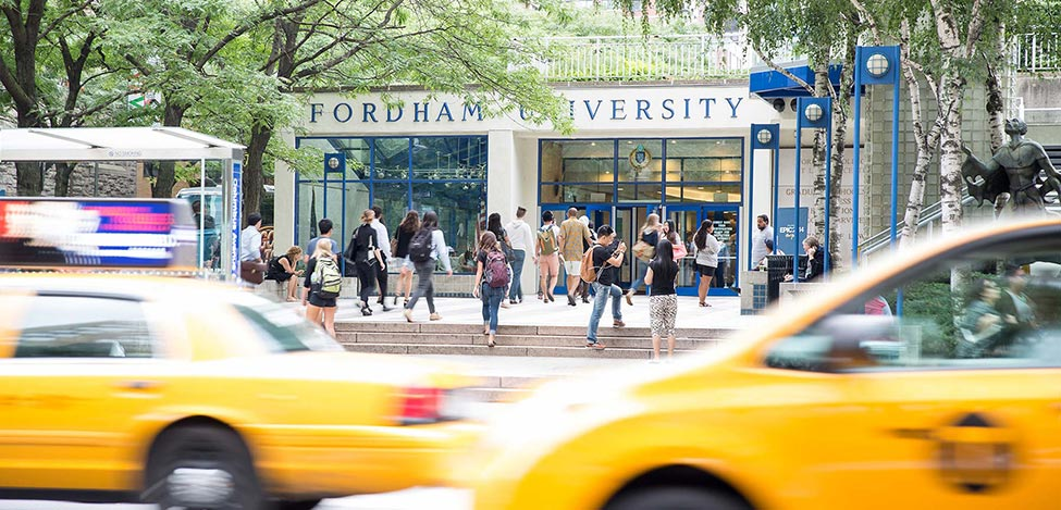 Institute of American Language and Culture (IALC) at Fordham University