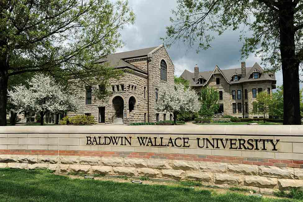Baldwin Wallace University  main image