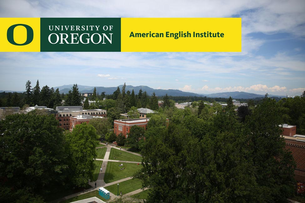American English Institute University of Oregon