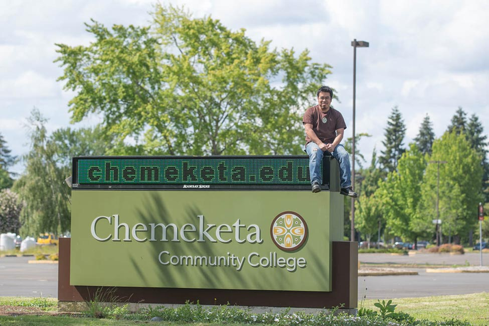 Chemeketa Community College  main image