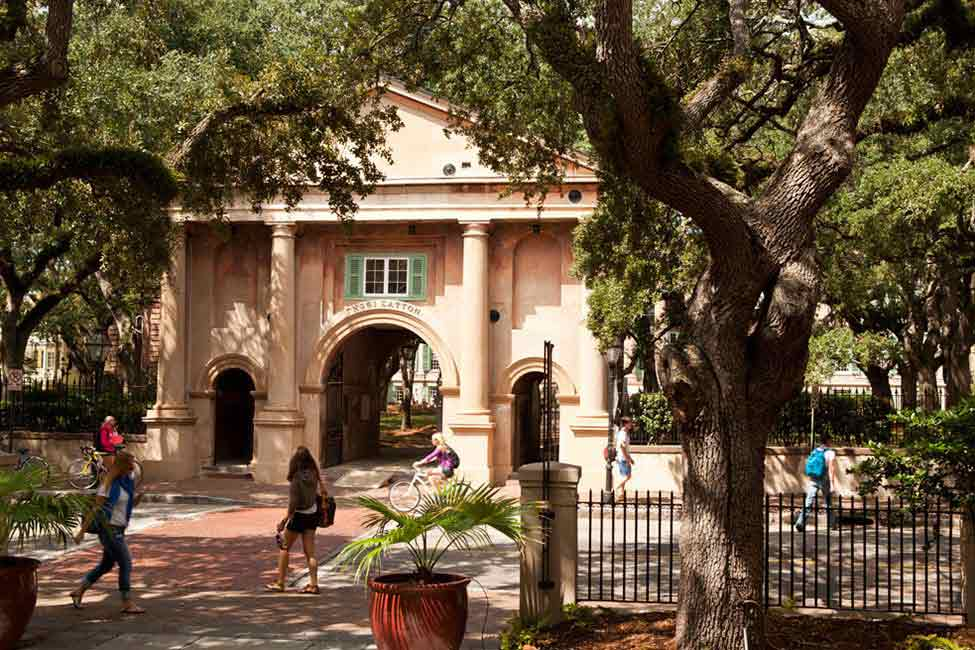 Image of College of Charleston English Language Institute