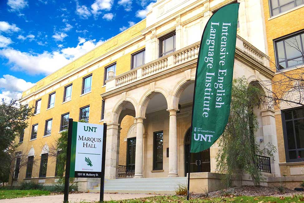 Image of University of North Texas IELI