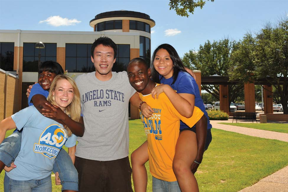 Angelo State University  main image