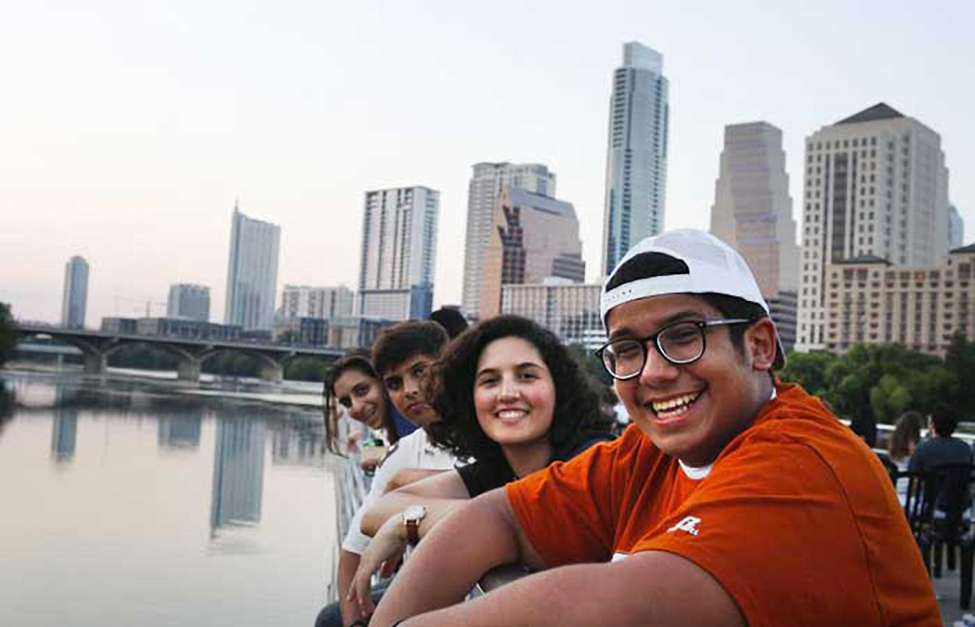 We have an ESL program that's perfect for you at The University of Texas - Austin sponsored listing logo