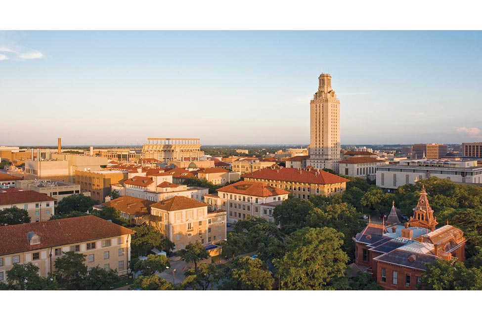 University of Texas at Austin Intensive English Study at ESL Services