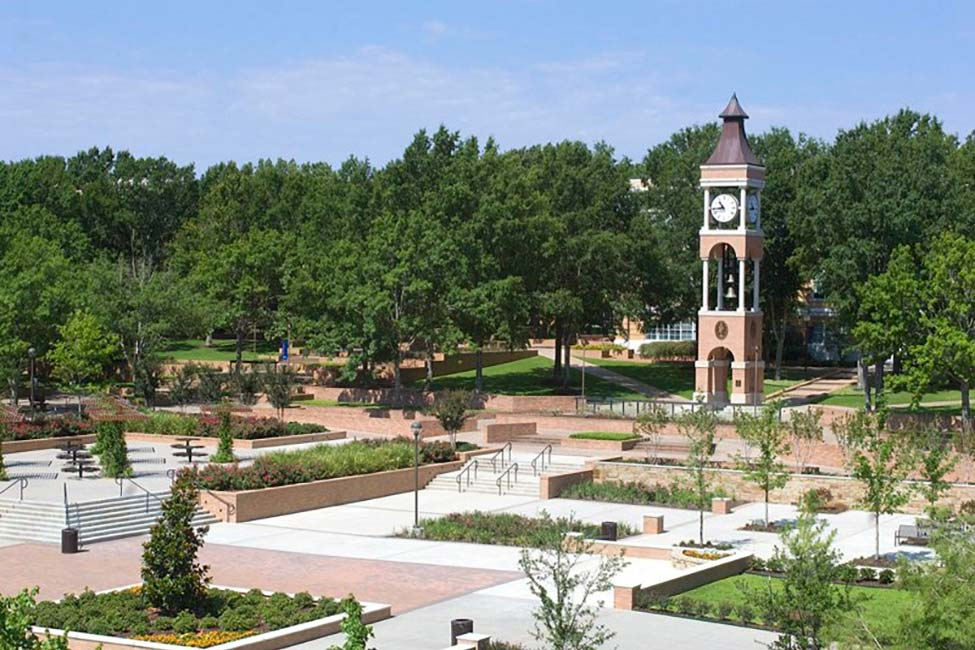 Image of Sam Houston State University