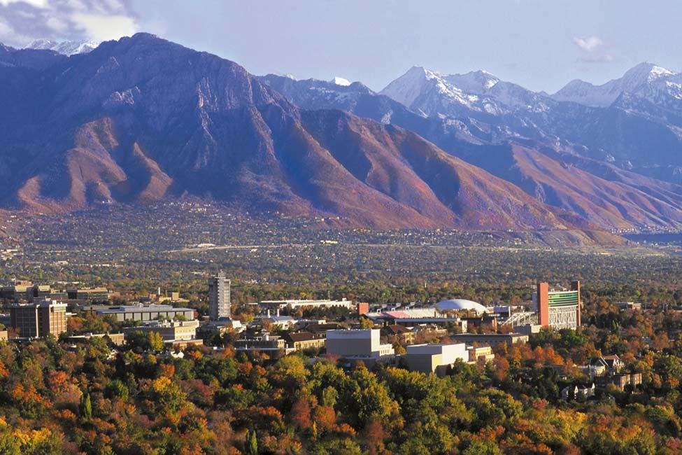 Image of University of Utah ELP English Language Institute