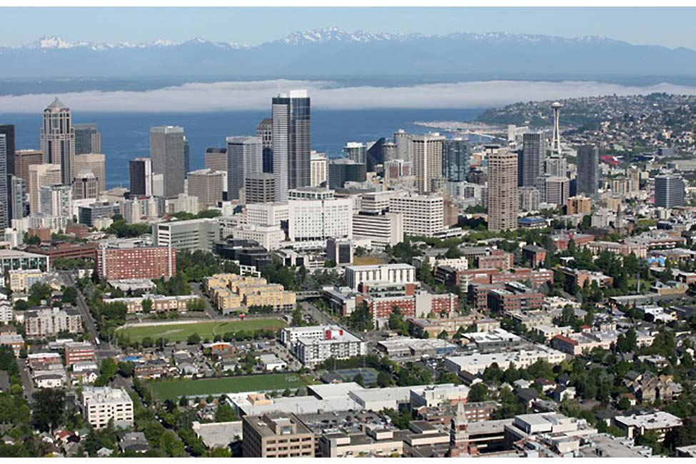 Image of Seattle University
