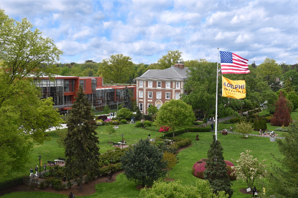 Image of Adelphi University