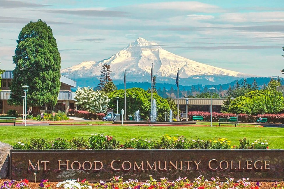 Image of Mt. Hood Community College