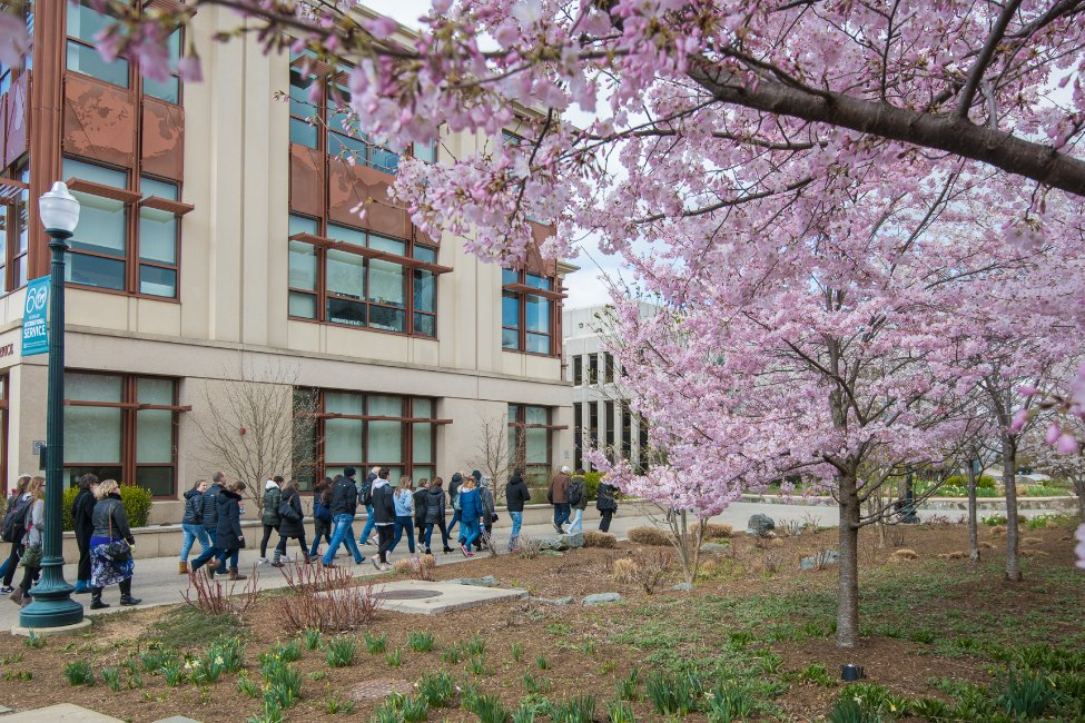 Image of American University International Accelerator