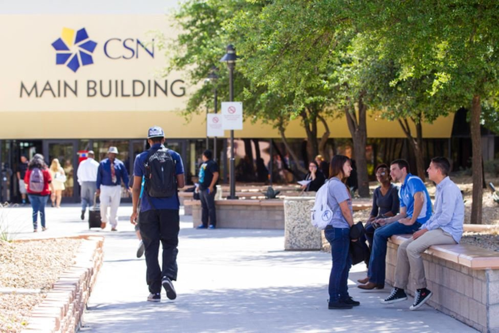 Image of College of Southern Nevada