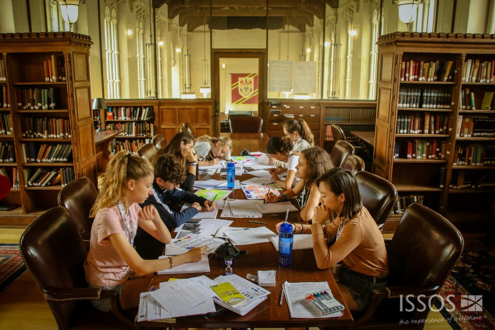 Image of ISSOS International Summer Schools