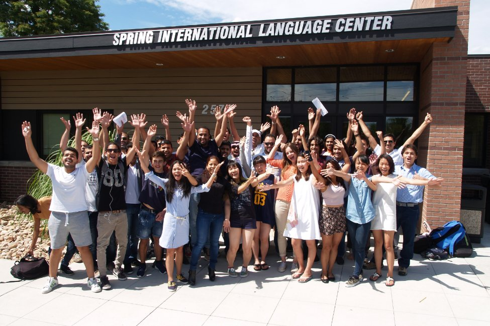 Spring International Language Center in Colorado and Arkansas