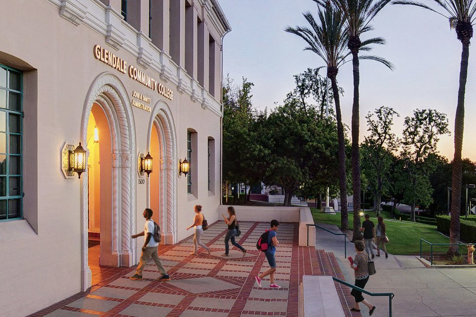 Glendale Community College International Student Program