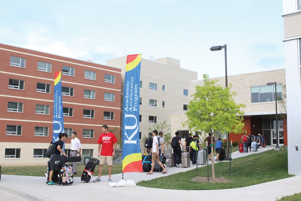 University of Kansas – Academic Accelerator