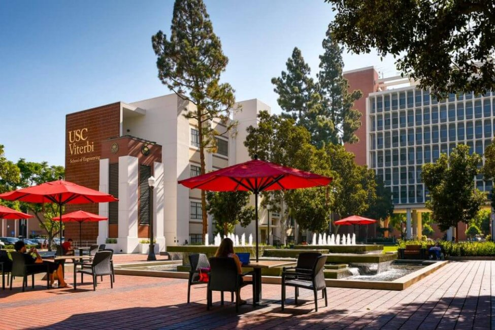 Image of University of Southern California Viterbi Graduate School of Engineering
