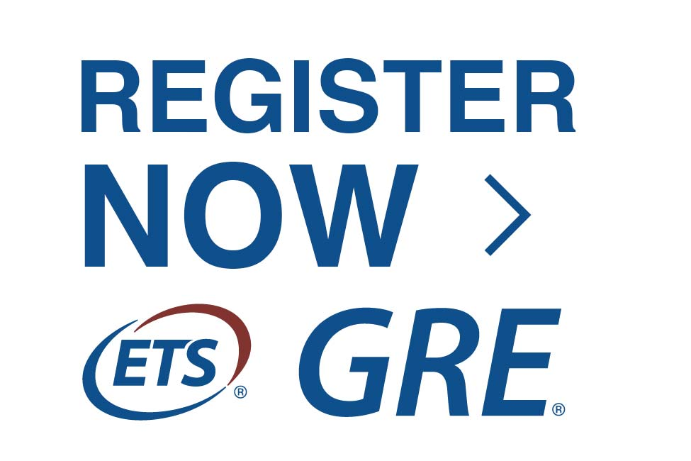GRE revised General Test (การสอบทั่วไป) sponsored listing logo