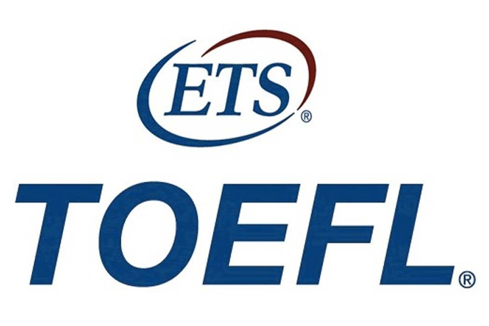 The <em>TOEFL®</em> Test Advantage sponsored listing logo